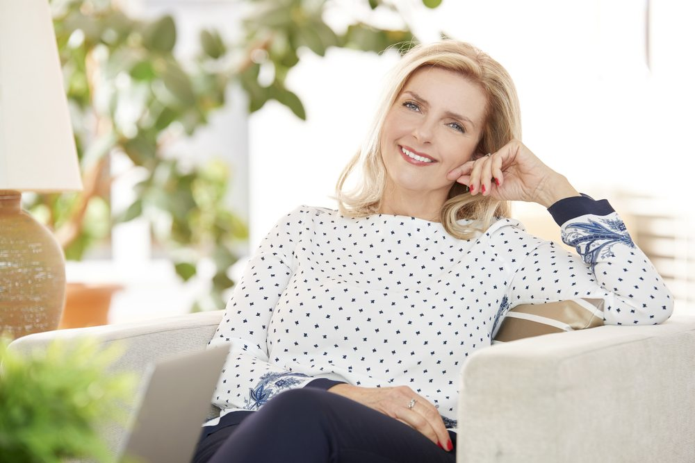 breast augmentation patient replacing implants